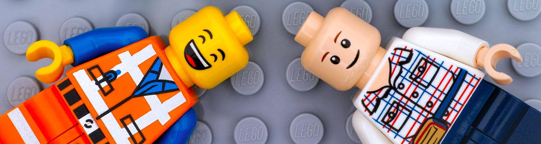 Lego Ballerspiele